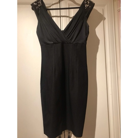 Maria Bianca Nero For Bloomingdales Dresses Semi Formal Black